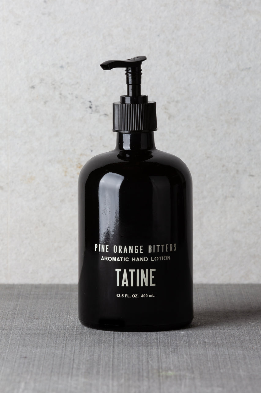 Pine Orange Bitters Aromatic Hand Lotion