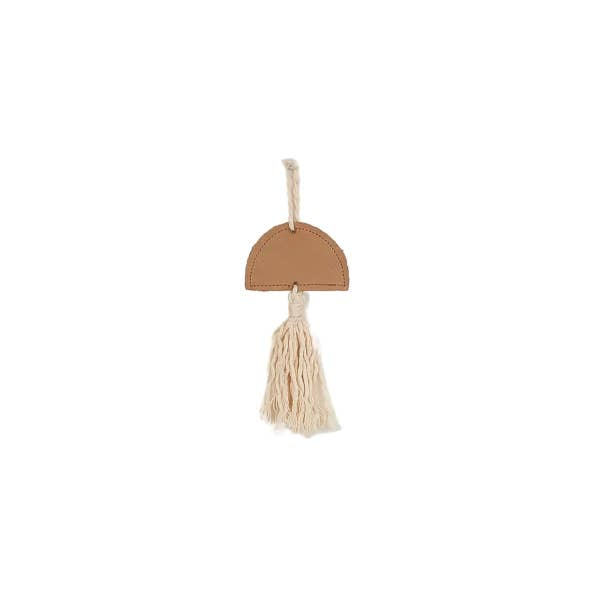 Rust Rainbow Ornament | Children's Room Hanging | Imani Collective | Golden Rule Gallery | Excelsior, MN
