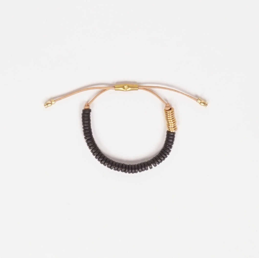 Shirin Bracelet in Black