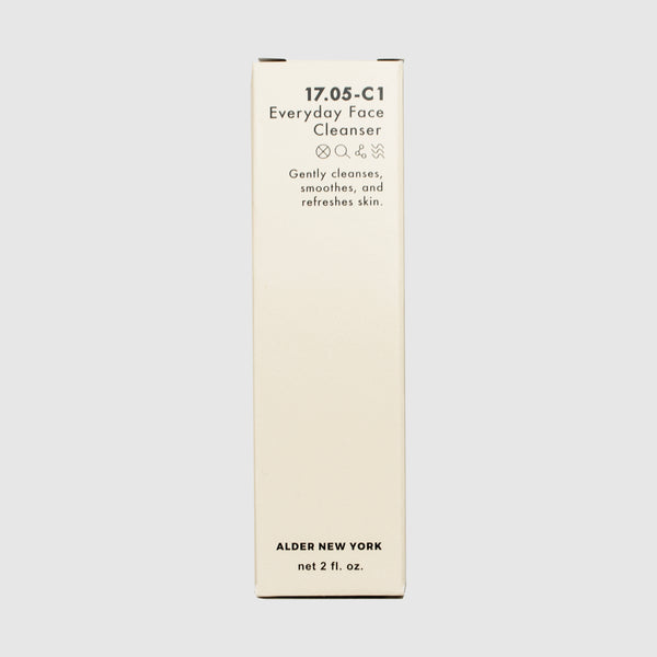 Everyday Face Cleanser | Travel Size Product | Travel Size | Daily Face Cleanser | Alder New York | Clean Beauty | Golden Rule Gallery | Excelsior MN