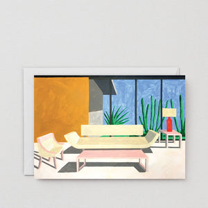 Interior 2 Art Card