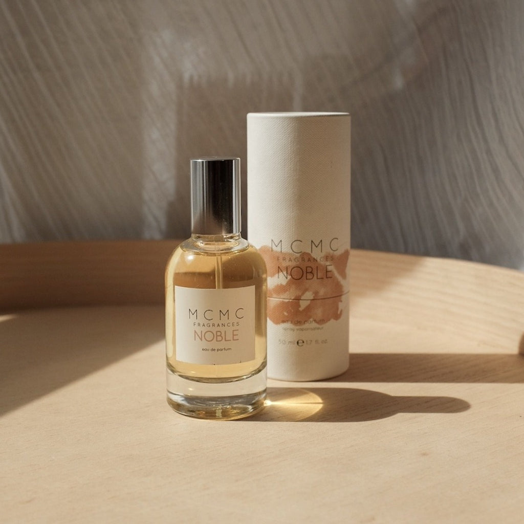 MCMC Noble Perfume | Golden Rule Gallery | Excelsior, MN | Minneapolis Boutique