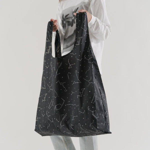 Baggu Reusable Tote in Constellations | Constellation Reusable Bag | Baggu | Golden Rule Gallery | Excelsior, MN