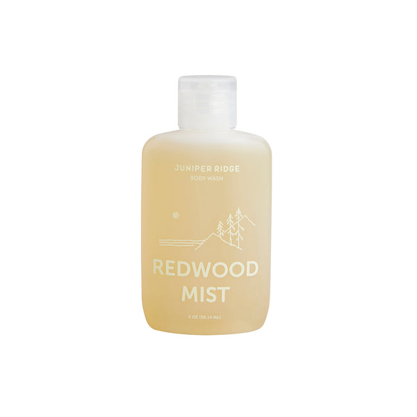 Redwood Mist Body Wash | Juniper Ridge | Golden Rule Gallery | Excelsior, MN