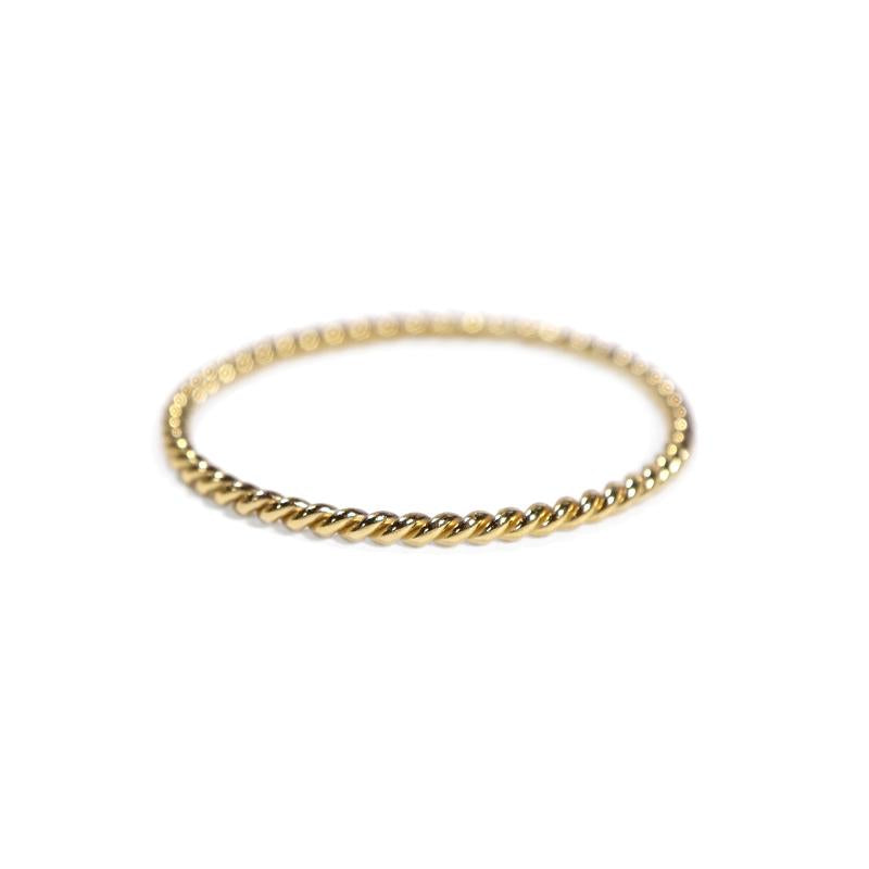 Gold Ring | Dainty Stackable Jewelry | Golden Rule Gallery | Excelsior, MN