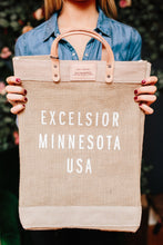Load image into Gallery viewer, Excelsior Market Tote