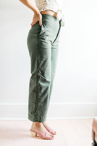 The Cinch Greaser Pants - Mother Denim