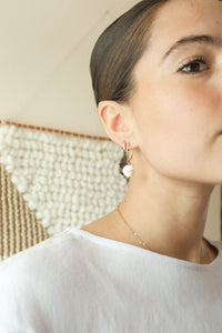 Minnesota Made Pearl Earrings