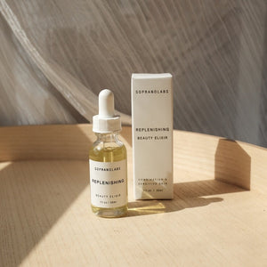 Replenishing Beauty Elixir Chamomile Face Serum Oil