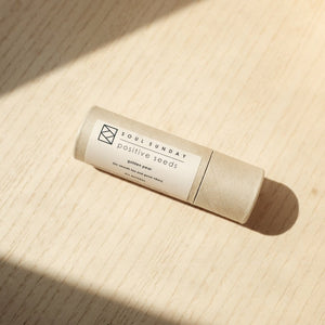 Positive Seeds Lip Balm | Golden Pear