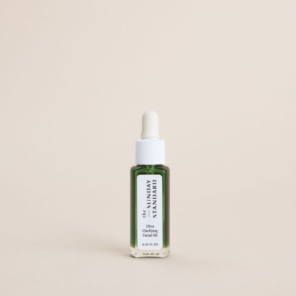 Ultra-Clarifying Face Oil | Clarifying Facial Oil | Sunday Standard Mini Oil | Golden Rule Gallery | Excelsior, MN