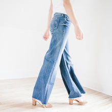 Load image into Gallery viewer, Roller Ankle Fray - Mother Denim