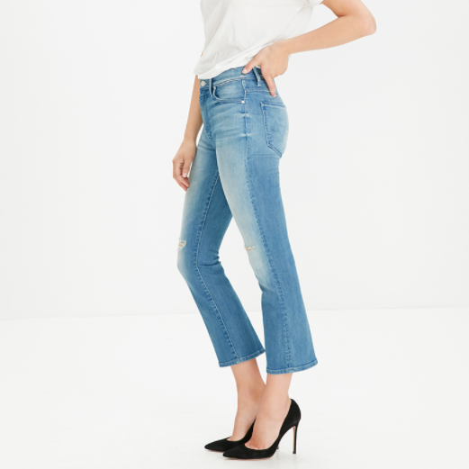 Insider Crop - Mother Denim