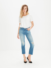 Load image into Gallery viewer, Insider Crop - Mother Denim
