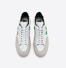 Load image into Gallery viewer, Veja V-12 B-Mesh Sneaker in White Emeraude