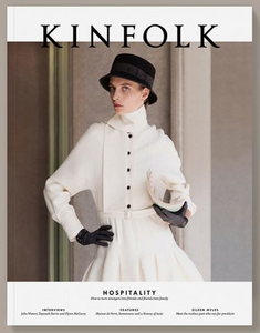 Kinfolk Magazine - Hospitality Issue