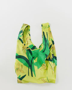 Reusable Tote in Yellow Lily