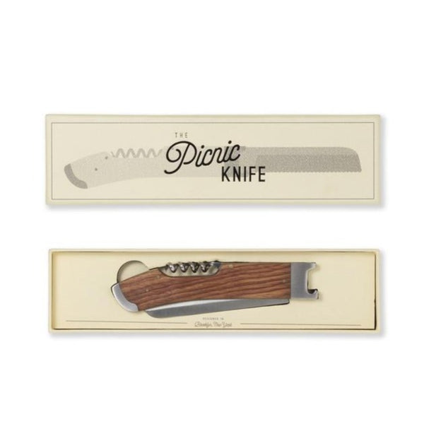 The Picnic Knife | W&P Knife | Outdoors Knife | Gifts for Men | Golden Rule Gallery | Excelsior, MN