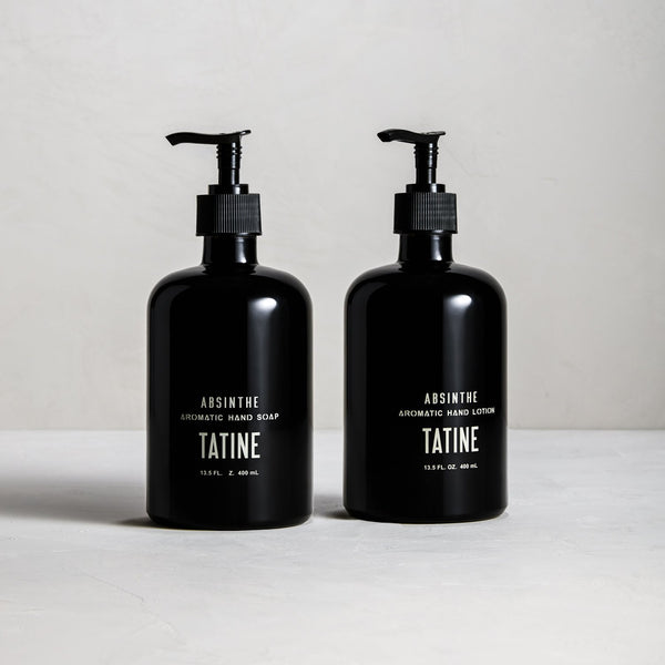 Apothecary Hand Soap | Tatine Hand Soap | Absinthe Hand Soap | Aromatic Hand Soap | Golden Rule Gallery | Excelsior, MN