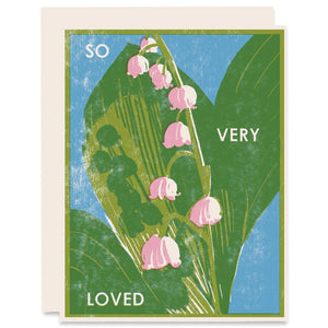 So Very Loved Everyday Inspiration Card