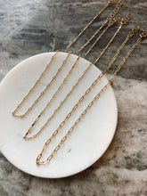 Load image into Gallery viewer, Classic Gold Layering Necklaces