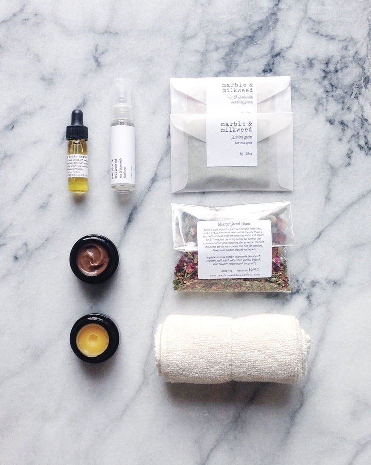 Skincare Sampler Set