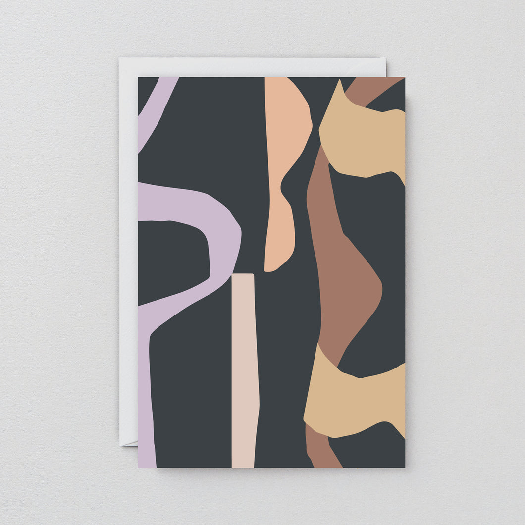 Abstract 12 Art Card