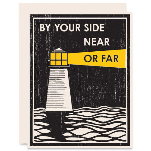 Near or Far Encouragement Card