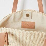Load image into Gallery viewer, Scallop Oversized Bag