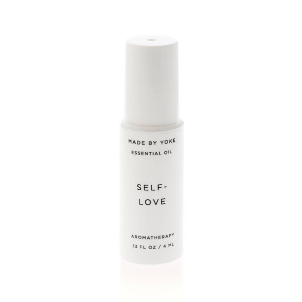 Self Love Aromatherapy Oil | Essential Oil Roller | Made by Yoke | Golden Rule Gallery | Excelsior, MN