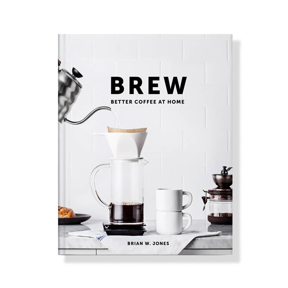 Brew Book | Coffee Lovers | Golden Rule Gallery
