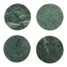 Load image into Gallery viewer, Green Marble Coasters