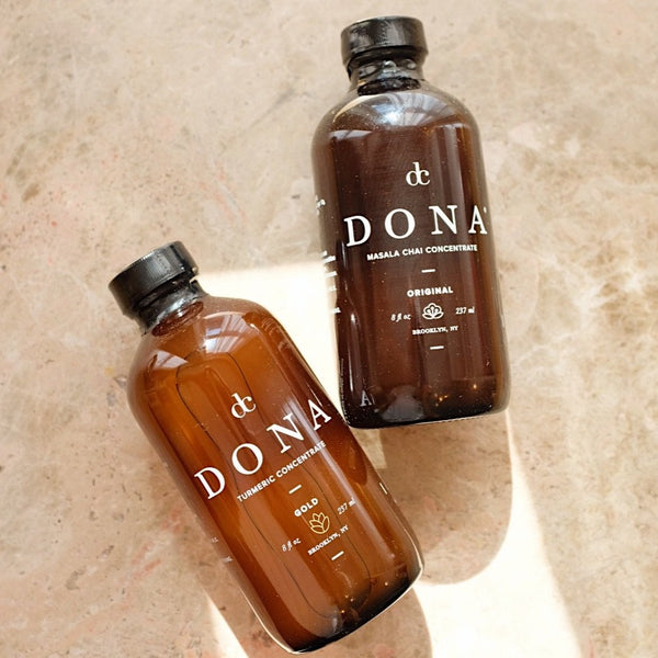 Dona Masala Chai Concentrate | Chai Tea Concentrate | Golden Rule Gallery | Excelsior, MN