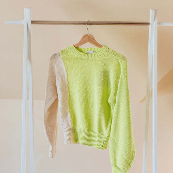 Camu Paloma Wool Sweater on Hanger