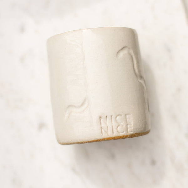 Nice Nice Ceramic Cup | Nice Nice Ceramics | MPLS Artists | Golden Rule Gallery | Excelsior, MN