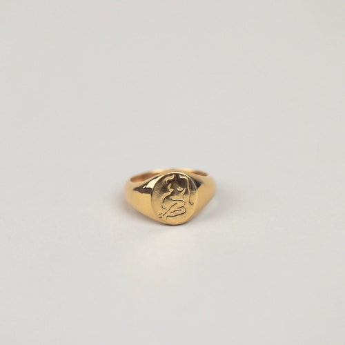 Femme Ring in Gold
