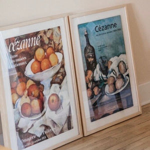 Paul Cézanne Still Life Vintage 1978 French Art Exhibition Poster