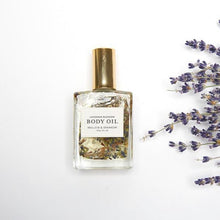 Load image into Gallery viewer, Lavender Blossom Body Oil