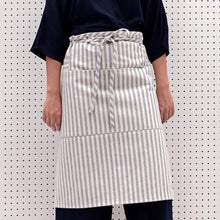 Load image into Gallery viewer, Striped Bistro Apron