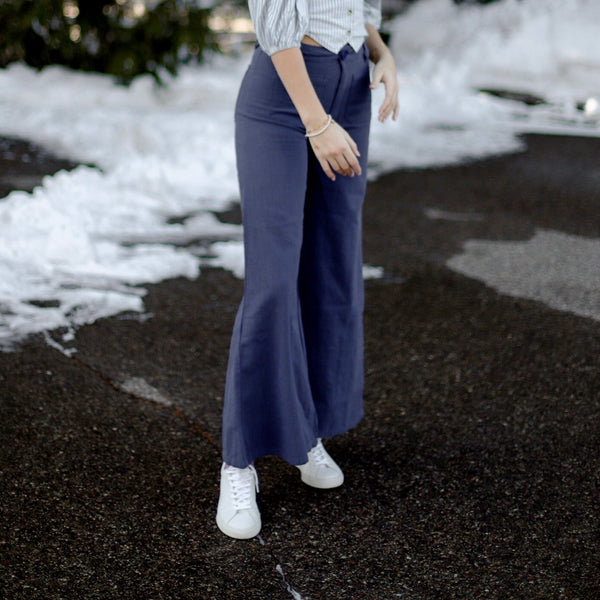 Super Sailor Pants in French Blue