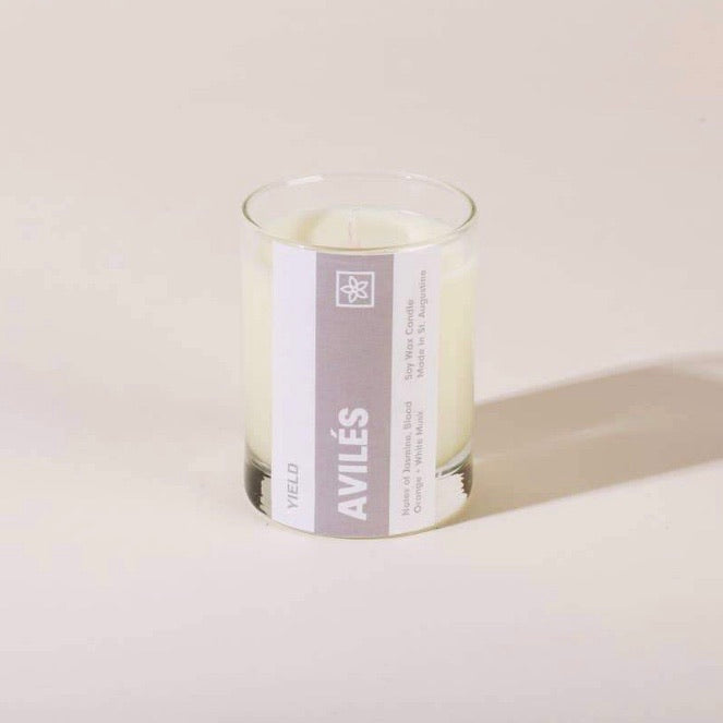 YIELD - 2.5 oz Aviles Votive Candle