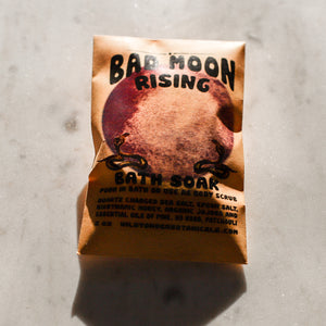 Bad Moon Bath Salt Soak