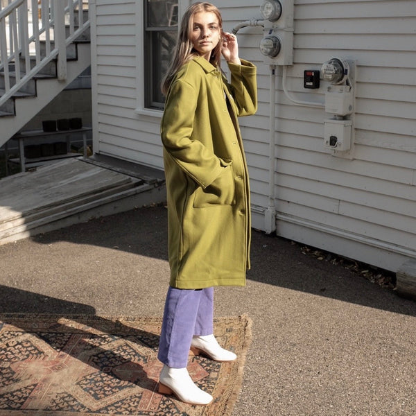 Lagone Pea Coat By Paloma Wool