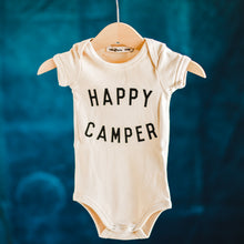 Load image into Gallery viewer, Happy Camper Onesie