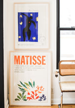Load image into Gallery viewer, Matisse Vintage 1970 Danish Lithograph Art Exhibition Poster