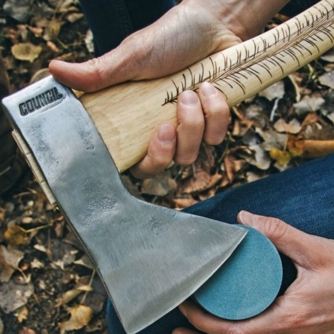 Old Growth Camp Axe