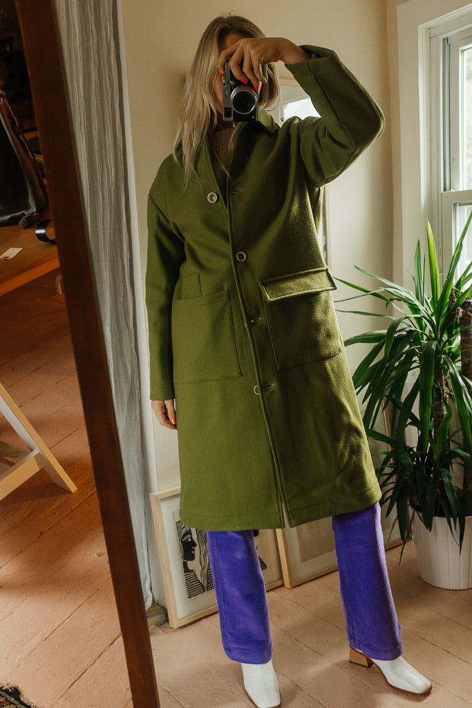 Paloma Wool Coat Made Of Wool