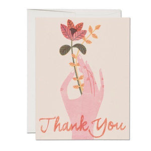 Handy Thank You Card