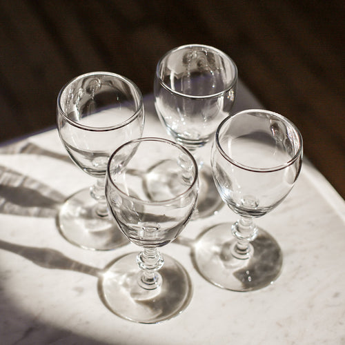Vintage Sherry Glassware | Golden Rule Gallery | Vintage Treasures for Modern Design