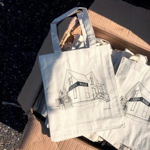 Golden Rule Architecture Tiny Tote